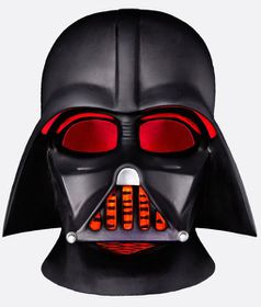 Star Wars Darth Vader - 3D Mood Light - Black Head - Large 26cm (UK plug)