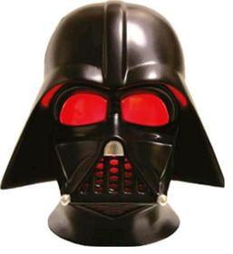 Star Wars Darth Vader - 3D Mood Light - Black Head - Large 26cm (UK plug)