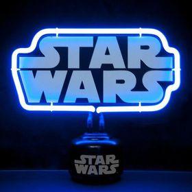 Star Wars - Small Logo Neon Light (UK plug)