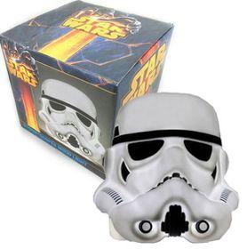 Star Wars Storm Trooper - 3D Mood Light - White Head - Small (UK plug)