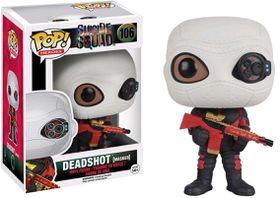 Suicide Squad: Deadshot Masked POP! Vinyl