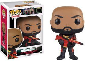 Suicide Squad: Deadshot Unmasked POP! Vinyl