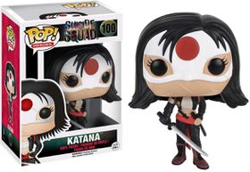 Suicide Squad: Katana POP! Vinyl