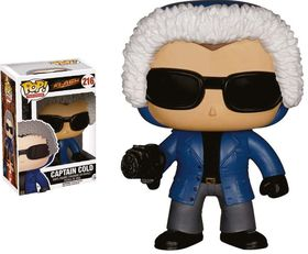 The Flash: Captain Cold POP! Vinyl