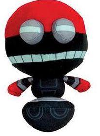 Sonic Boom Head Plush - Orbot