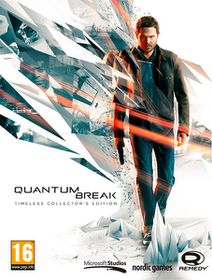 Quantum Break (PC DVD)