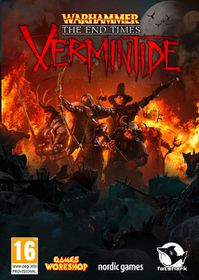 Warhammer: End Times - Vermintide (PC DVD)