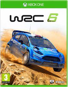 WRC6  (Xbox One)