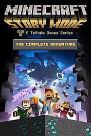 Minecraft Story Mode: The Complete Adventure (PC DVD)