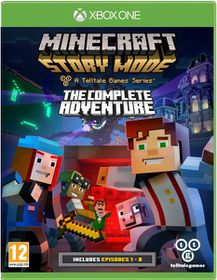 Minecraft Story Mode: The Complete Adventure  (Xbox One)
