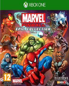 Marvel Pinball  (Xbox One)