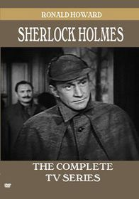 Sherlock Holmes -The Complete TV Series Vol 1-4 (DVD)