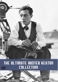 The Ultimate Buster Keaton Collection Boxset Vol 1-5 (DVD)