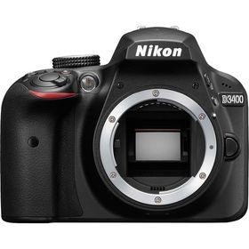 Nikon D3400 24.2MP DSLR Twin Lens Value Bundle