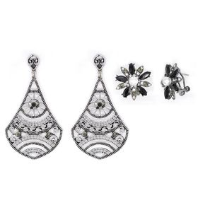 Lily & Rose Two Pack Earring Set - TLSET002