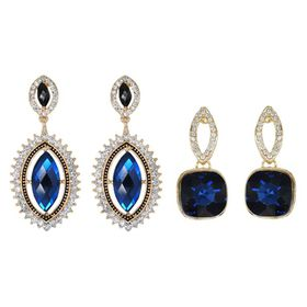 Lily & Rose Two Pack Earring Set - TLSET007