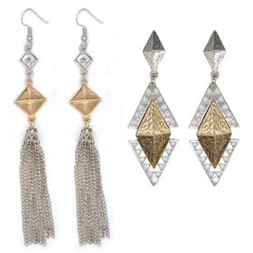 Lily & Rose Two Pack Earring Set - TLSET009