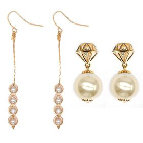 Lily & Rose Two Pack Earring Set - TLSET011