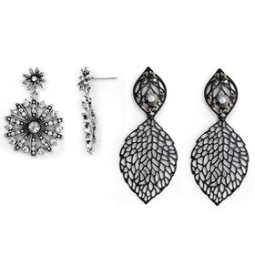 Lily & Rose Two Pack Earring Set - TLSET012