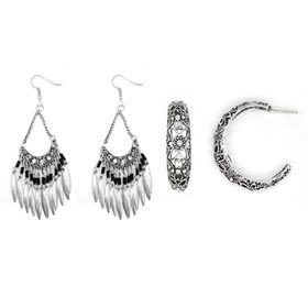 Lily & Rose Two Pack Earring Set - TLSET017