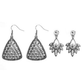 Lily & Rose Two Pack Earring Set - TLSET020
