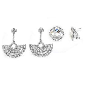 Lily & Rose Two Pack Earring Set - TLSET022