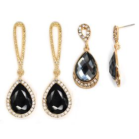 Lily & Rose Two Pack Earring Set - TLSET024