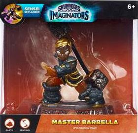 Skylanders Imaginators: Sensei - Barbella (Earth)