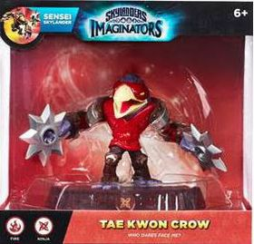 Skylanders Imaginators: Sensei - Tae Know Crow (Fire)