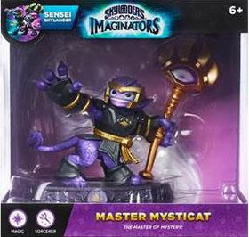 Skylanders Imaginators: Sensei - Mysticat (Magic)