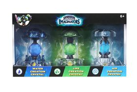 Skylanders Imaginators: Vessel Pack 1 (Water/Air/Life)