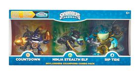 Skylanders Imaginators: Core Triple Pack 2