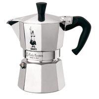 Bialetti Moka Express Stovetop Espresso Maker - 6 cup