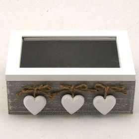 Pamper Hamper - Utility Box- Grey