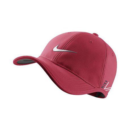 Nike Ultralight Tour Cap - Red  f23bc51986f