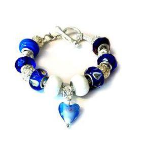 URBAN Charm Gemmabella European Charm Bracelet - La Med