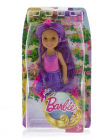 Barbie Endless Hair Kingdom Junior Doll - Purple