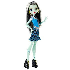 Monster High Signature Look Doll - Frankie Stein