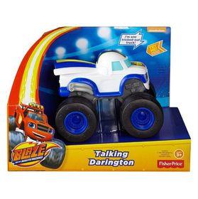 Blaze And The Monster Machines Talking Vehicle - Darington