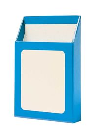 Quartet Magnetic Board Accessory Holder - Blue