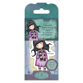 Docrafts Gorjuss Rubber Stamp - No.23 Little Song