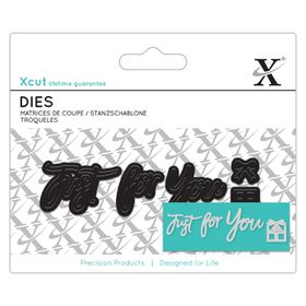 Xcut Mini Dies Sentiment - Just for You