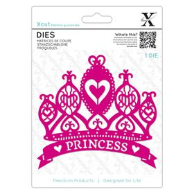 Xcut Dies - Princess Tiara