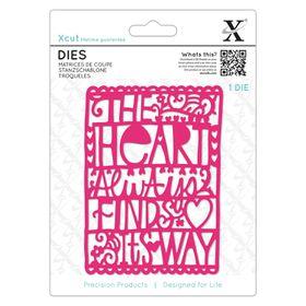 Xcut Dies - Hearts Finds Its Ways