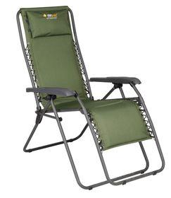 Oztrail - Sun Lounge Classic - 140kg