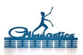 TrendyShop DC Gymnastics Clubs Medal Hanger - Blue