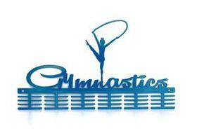 TrendyShop DC Gymnastics Rope Medal Hanger - Blue
