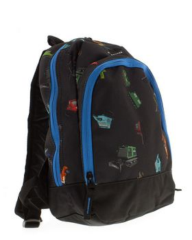 Quiksilver Chompine Maxthefull Backpack Small - Black