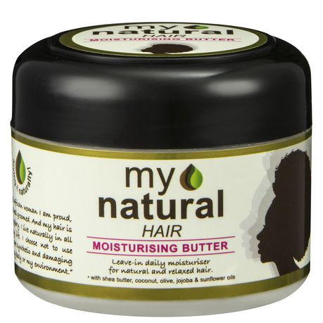My Natural Hair Moisturizing Butter 125ml Buy Online In South Africa Takealot Com