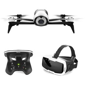 Parrot BeBop 2 Drone with FPV Bundle White